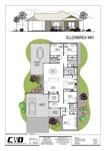 View Ellenbrea Mk1 floor plan