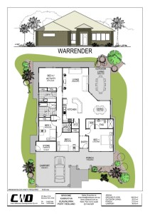 View Warrender floor plan