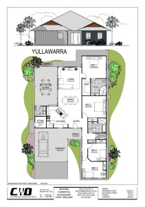 View Yullawarra floor plan