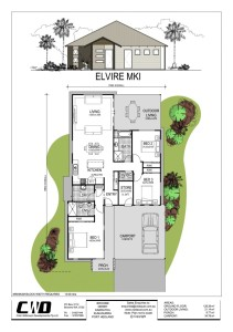 View Elvire Mk1 floor plan