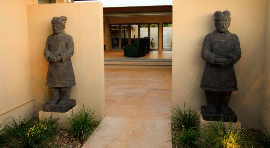 entrance exterior - 01