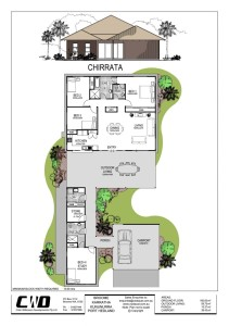 View Chirrata floor plan