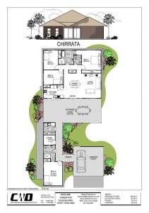 View Chirrata floor plan