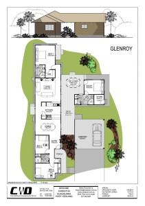 View Glenroy floor plan