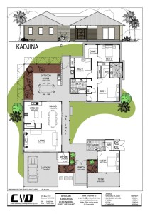 View Kadjina floor plan