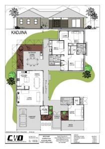 View Kadjina floor plan