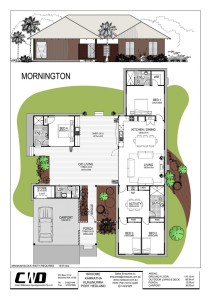 View Mornington floor plan