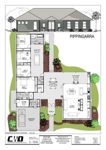 View Pippingarra floor plan
