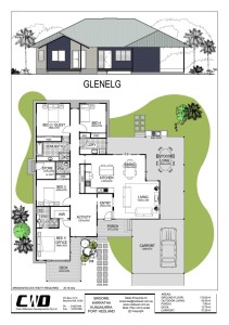 View Glenelg floor plan
