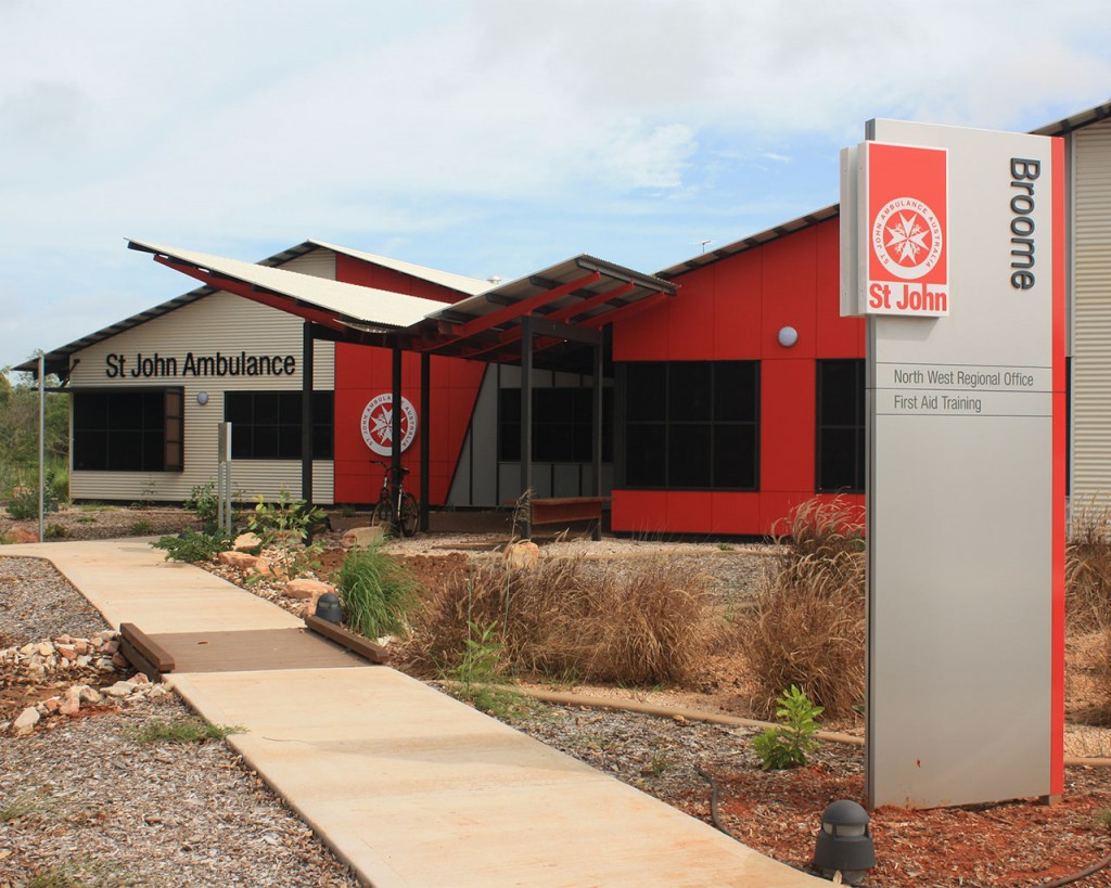 St John Ambulance Sub Centre Broome