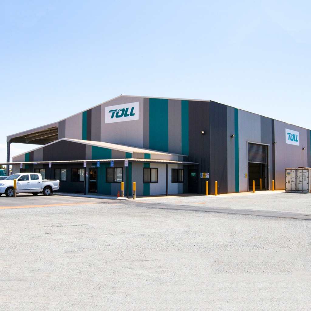Toll Port Hedland