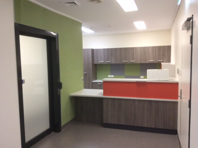 Kununurra Hospital Quiet Room Upgrade