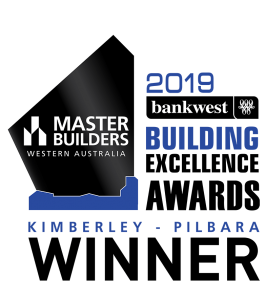 2019 Master Builders Building Excellence Award Winner